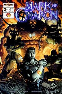 Cover Thumbnail for Mark of Charon (CrossGen, 2003 series) #2