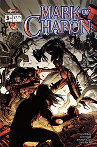 Cover Thumbnail for Mark of Charon (CrossGen, 2003 series) #3