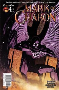 Cover Thumbnail for Mark of Charon (CrossGen, 2003 series) #4