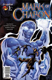 Cover Thumbnail for Mark of Charon (CrossGen, 2003 series) #5