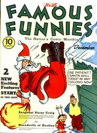 Cover Thumbnail for Famous Funnies (Eastern Color, 1934 series) #65
