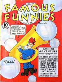 Cover Thumbnail for Famous Funnies (Eastern Color, 1934 series) #69