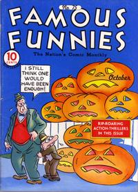 Cover Thumbnail for Famous Funnies (Eastern Color, 1934 series) #75