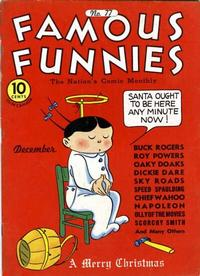 Cover Thumbnail for Famous Funnies (Eastern Color, 1934 series) #77