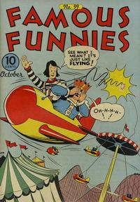 Cover Thumbnail for Famous Funnies (Eastern Color, 1934 series) #99