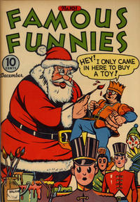 Cover Thumbnail for Famous Funnies (Eastern Color, 1934 series) #101