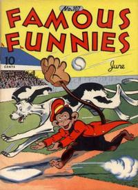 Cover Thumbnail for Famous Funnies (Eastern Color, 1934 series) #107