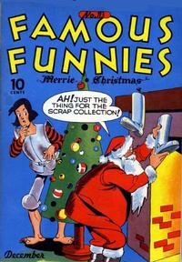 Cover Thumbnail for Famous Funnies (Eastern Color, 1934 series) #113