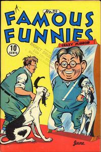 Cover Thumbnail for Famous Funnies (Eastern Color, 1934 series) #119