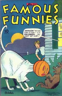 Cover Thumbnail for Famous Funnies (Eastern Color, 1934 series) #123