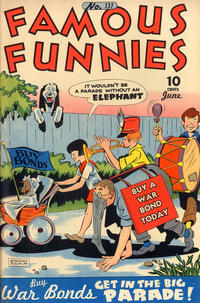 Cover Thumbnail for Famous Funnies (Eastern Color, 1934 series) #131