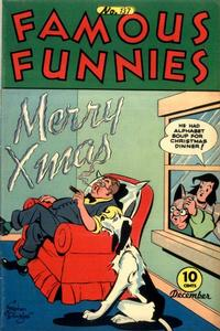 Cover Thumbnail for Famous Funnies (Eastern Color, 1934 series) #137