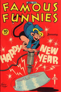 Cover Thumbnail for Famous Funnies (Eastern Color, 1934 series) #138