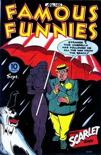 Cover Thumbnail for Famous Funnies (Eastern Color, 1934 series) #146