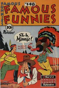 Cover Thumbnail for Famous Funnies (Eastern Color, 1934 series) #148