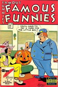 Cover Thumbnail for Famous Funnies (Eastern Color, 1934 series) #159