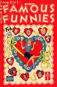 Cover Thumbnail for Famous Funnies (Eastern Color, 1934 series) #163