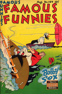 Cover Thumbnail for Famous Funnies (Eastern Color, 1934 series) #169