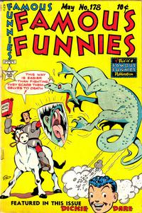 Cover Thumbnail for Famous Funnies (Eastern Color, 1934 series) #178