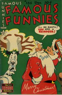Cover Thumbnail for Famous Funnies (Eastern Color, 1934 series) #185