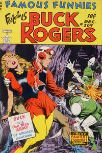 Cover for Famous Funnies (Eastern Color, 1934 series) #209