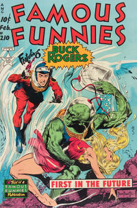 Cover Thumbnail for Famous Funnies (Eastern Color, 1934 series) #210