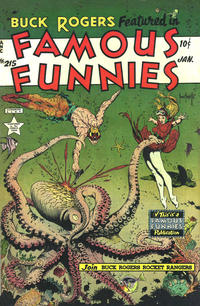 Cover Thumbnail for Famous Funnies (Eastern Color, 1934 series) #215