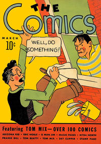 Cover Thumbnail for The Comics (Dell, 1937 series) #1
