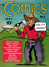 Cover Thumbnail for The Comics (Dell, 1937 series) #3