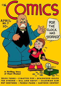 Cover Thumbnail for The Comics (Dell, 1937 series) #7