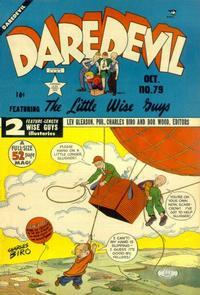 Cover Thumbnail for Daredevil Comics (Lev Gleason, 1941 series) #79