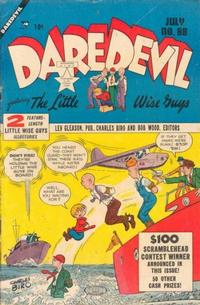 Cover Thumbnail for Daredevil Comics (Lev Gleason, 1941 series) #88