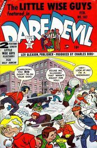 Cover Thumbnail for Daredevil Comics (Lev Gleason, 1941 series) #107