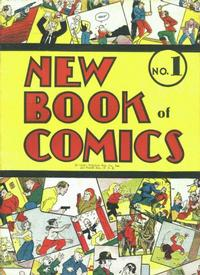 Cover Thumbnail for New Book of Comics (DC, 1936 series) #1