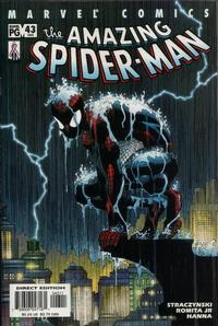 Cover Thumbnail for The Amazing Spider-Man (Marvel, 1999 series) #43 (484) [Direct Edition]