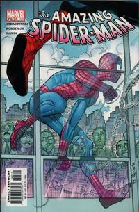 Cover Thumbnail for The Amazing Spider-Man (Marvel, 1999 series) #45 (486) [Direct Edition]