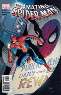 Cover Thumbnail for The Amazing Spider-Man (Marvel, 1999 series) #46 (487)