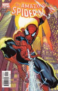 Cover Thumbnail for The Amazing Spider-Man (Marvel, 1999 series) #50 (491) [Direct Edition]