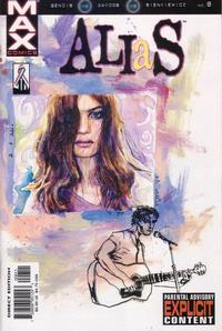 Cover Thumbnail for Alias (Marvel, 2001 series) #8