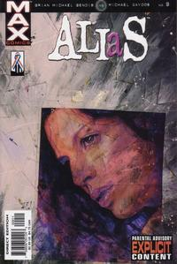 Cover for Alias (Marvel, 2001 series) #9