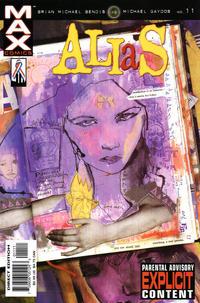 Cover Thumbnail for Alias (Marvel, 2001 series) #11