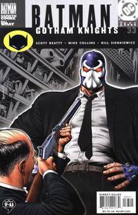 Cover Thumbnail for Batman: Gotham Knights (DC, 2000 series) #33