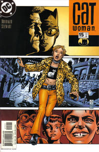 Cover Thumbnail for Catwoman (DC, 2002 series) #15 [Direct Sales]
