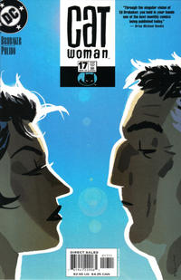 Cover Thumbnail for Catwoman (DC, 2002 series) #17