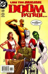 Cover Thumbnail for Doom Patrol (DC, 2001 series) #13