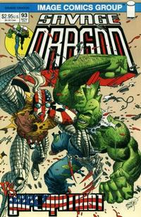 Cover Thumbnail for Savage Dragon (Image, 1993 series) #93