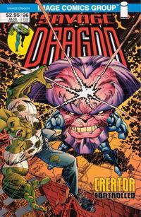Cover Thumbnail for Savage Dragon (Image, 1993 series) #96