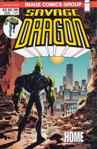 Cover Thumbnail for Savage Dragon (Image, 1993 series) #98