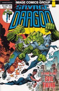 Cover Thumbnail for Savage Dragon (Image, 1993 series) #99