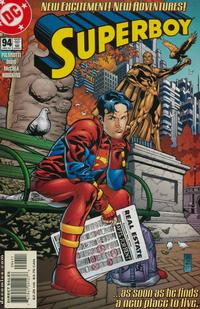 Cover Thumbnail for Superboy (DC, 1994 series) #94 [Direct Sales]